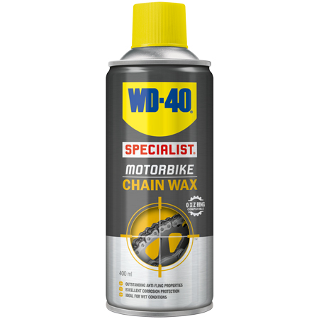 WD-40 Chain Wax