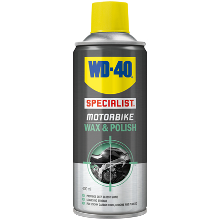 WD-40 Wax Polish