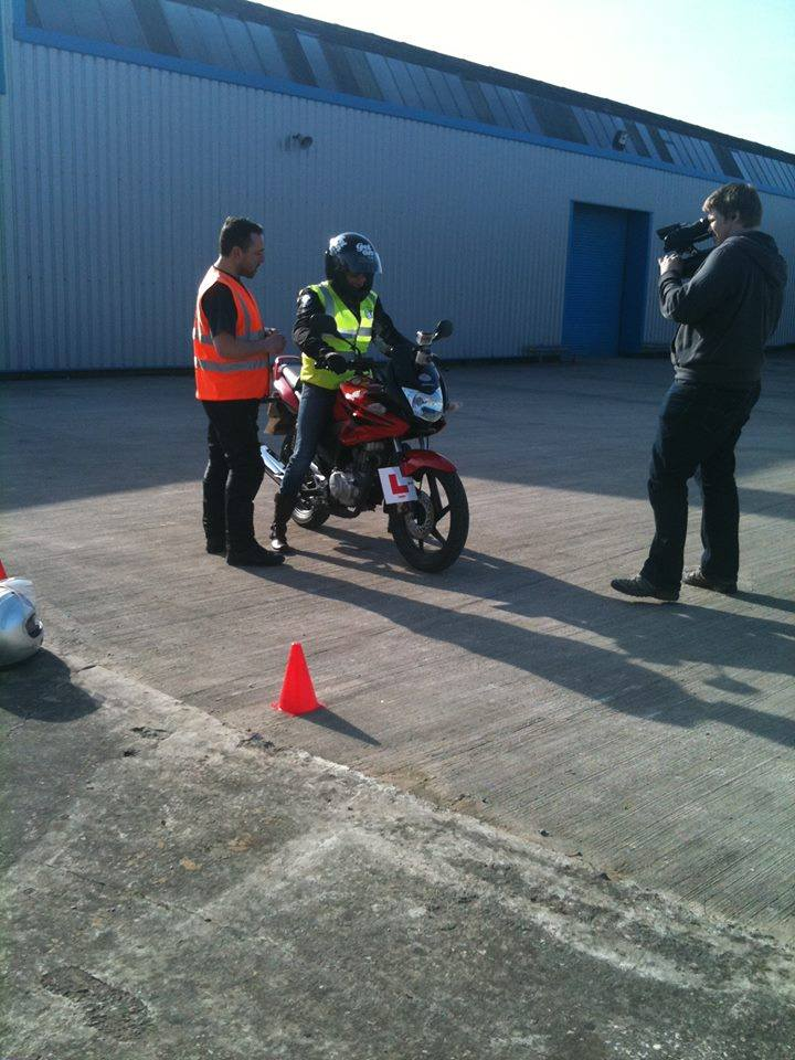 cbt certificate course salford equipment