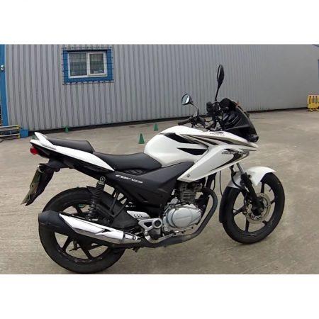 Honda – CBF125cc – 2010
