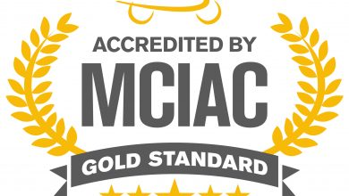 Photo of RJH is now a Gold MCIAC accredited school
