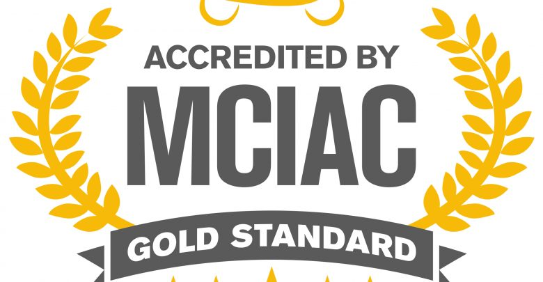 RJH is now a Gold MCIAC accredited school