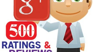 500 Google Reviews