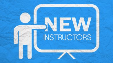 New Instructors Announced