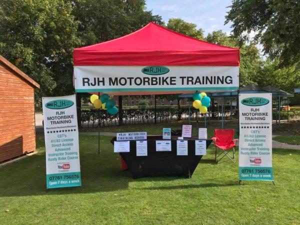 RJH Motorbike Training 16th Birthday Celebrations