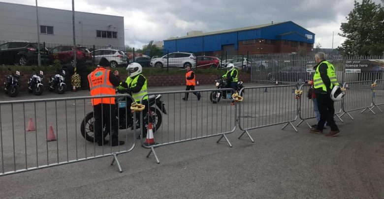 RJH Wigan 2 Wheel Experience