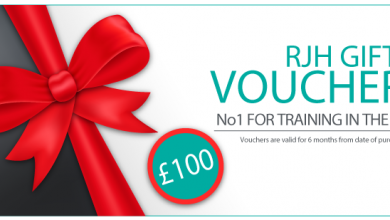 Photo of RJH Gift Vouchers