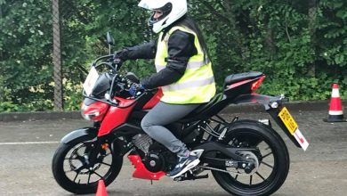 Photo of A1 125cc – Full Licence Course